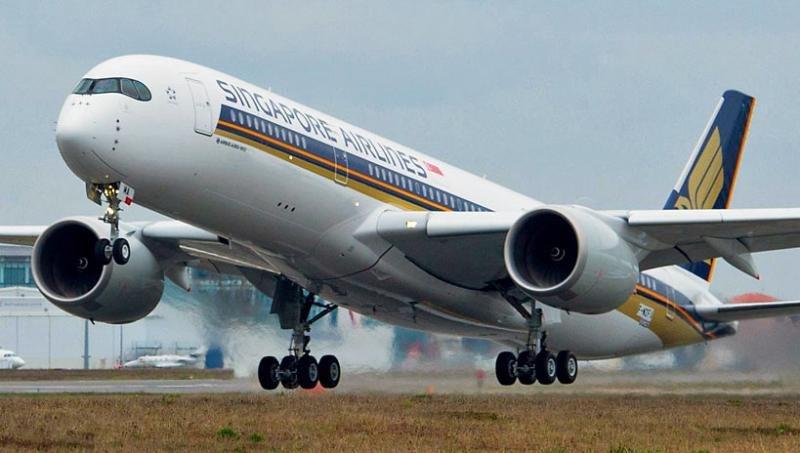 Singapore Airlines recupera sus vuelos directos de Barcelona a Singapur (Foto: Airbus).