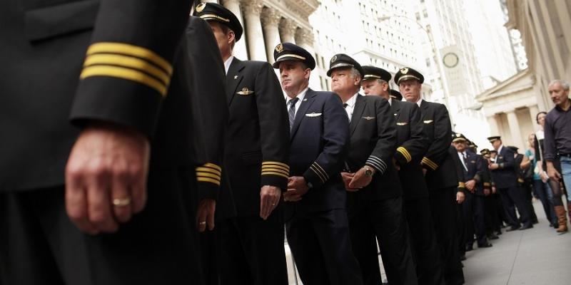 La industria aérea necesitará 70 nuevos pilotos al día en la próxima década (foto: United-Continental/continentalaeroflyingschool/Spencer Platt, Getty Images).