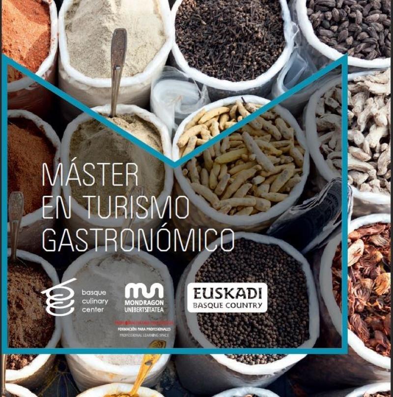 Arranca la 2ª edición del Máster en Turismo Gastronómico del Basque Culinary