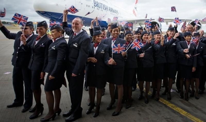 La tripulación de la flota de la flota mixta de la aerolínea británica, todos con sede en Heathrow, reciben un salario menor.
