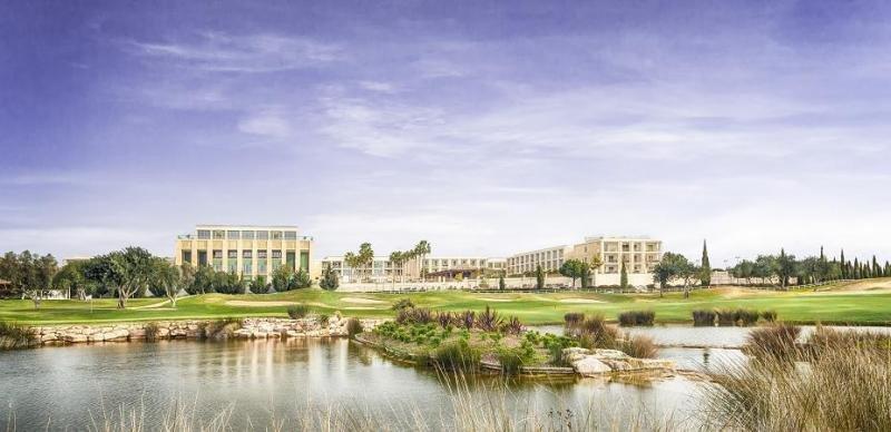 El primer Anantara de Europa ocupa el espacio del antiguo Tivoli Victoria, junto a uno de los mejores campos de golf de Vilamoura.