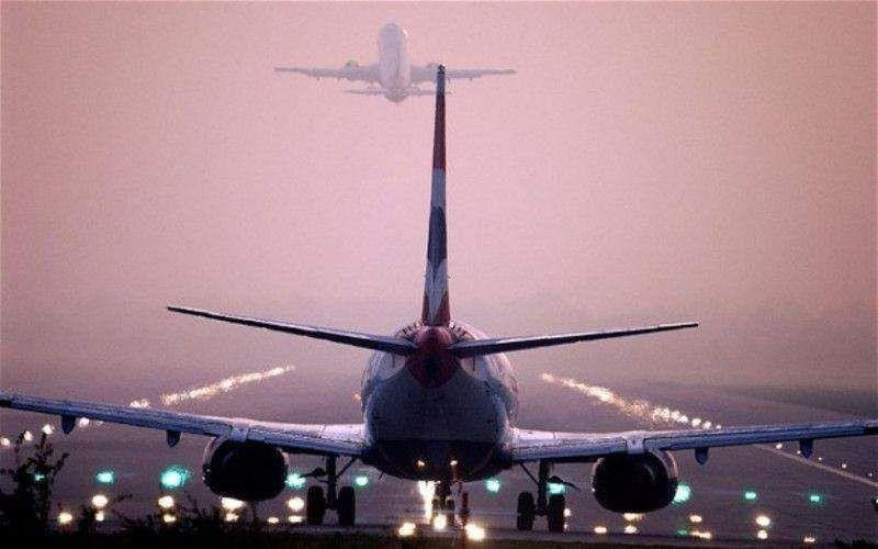 El crecimiento de la demanda de vuelos internacionales se modera en mayo