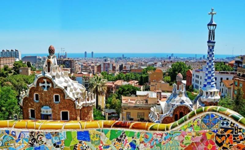 La Barcelona modernista. Imagen: Catalonia Hoteles.
