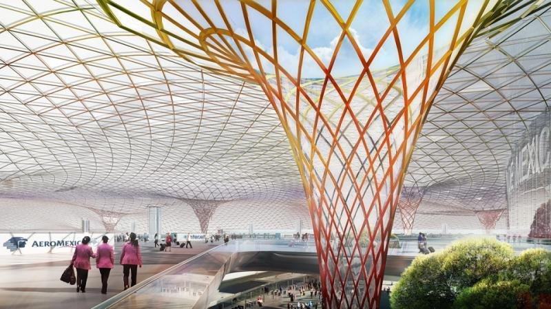 El Nuevo Aeropuerto de la Ciudad de México, el más sostenible del mundo