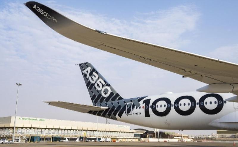 El Airbus A350-1000 completa los vuelos de prueba en calor extremo