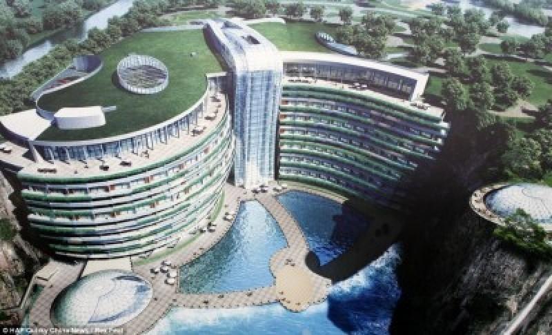 Starwood operará hoteles en China de la mano de Shimao