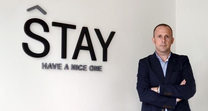 """Joan Lladó, consejero delegado de STAY App, cree que """"los hoteles tienen un margen de mejora enorme en experiencia del cliente durante su estancia""""."""