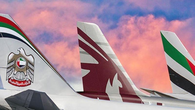 Las aerolíneas del Golfo, con el viento en contra