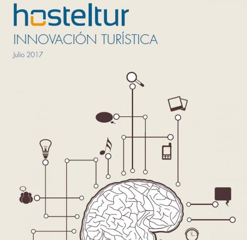 Portada del número especial de Innovación que ya está disponible en la web de Hosteltur.