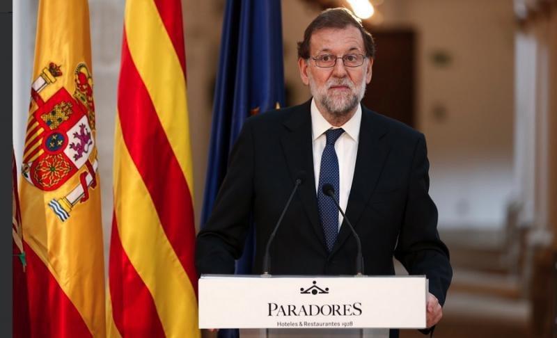 Mariano Rajoy ha inaugurado el Parador de Lleida