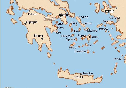 Dos turistas fallecen en el terremoto de la isla griega de Kos