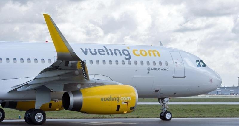 Baleares multa a Vueling con 340.000 € por el caos del verano de 2016