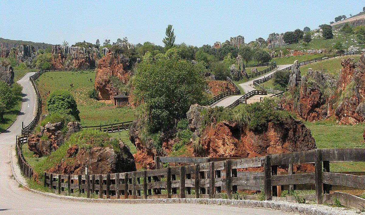 Parque de Cabárceno.