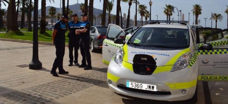Policía portuaria sostenible