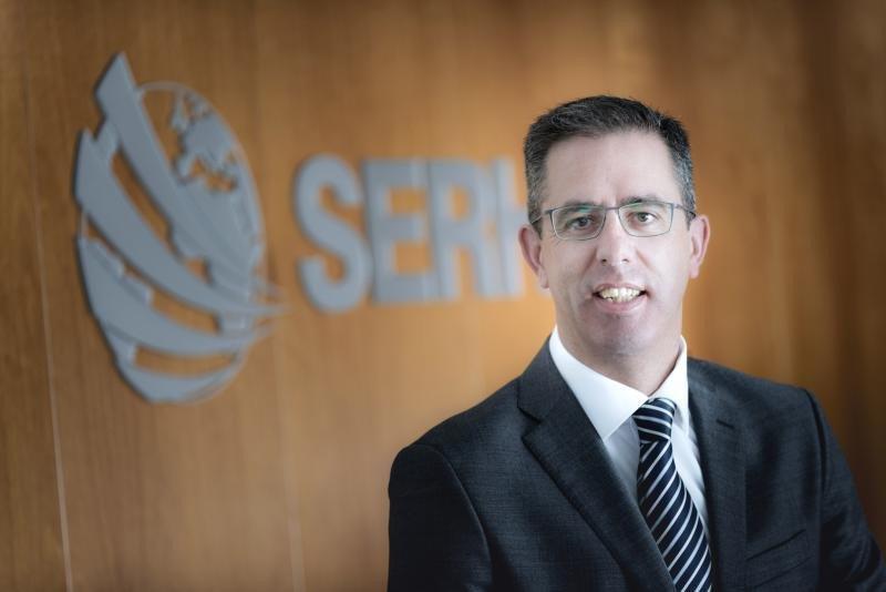 el director general de SERHS Tourism and Hotels, Josep María Bagudà.