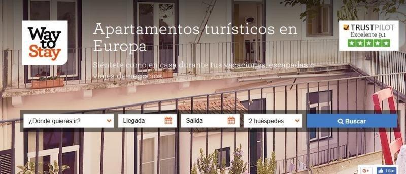 Hotusa adquiere la plataforma de reservas de apartamentos WaytoStay