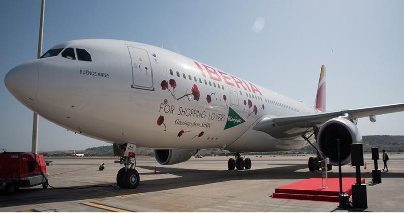 Iberia se alía con Madrid para atraer pasajeros chinos y japoneses