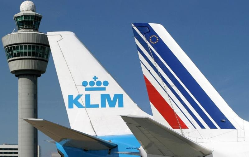 Las ganancias de Air France-KLM se disparan un 265% hasta junio
