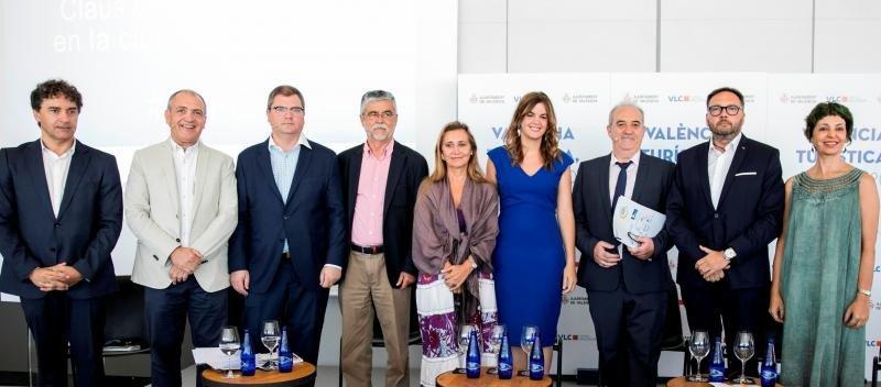 Presentación del Plan Estratégico de Turismo de Valencia.