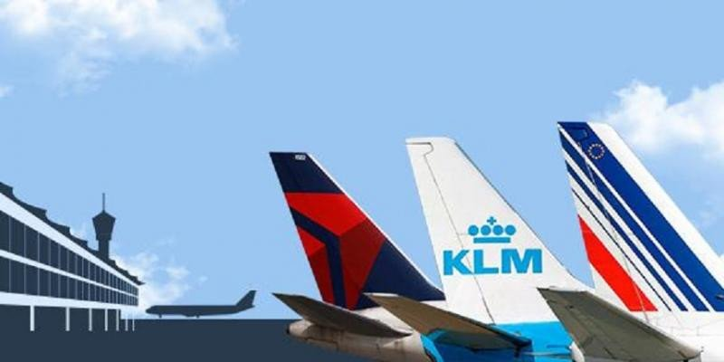 Air France KLM crea una red aérea global con Delta, Virgin y China Eastern