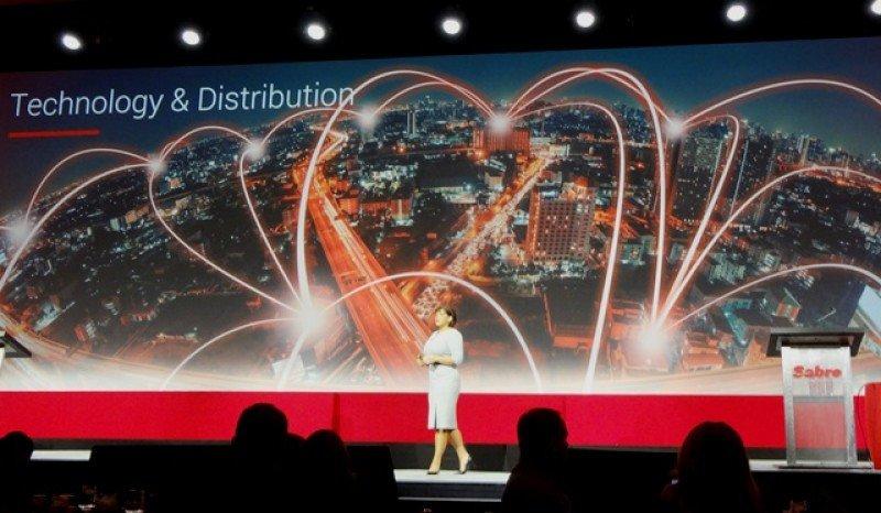 Traci Mercer, recién integrada a la compañía en un puesto clave, abrió sesión general del tercer día del encuentro TTX en Las Vegas.