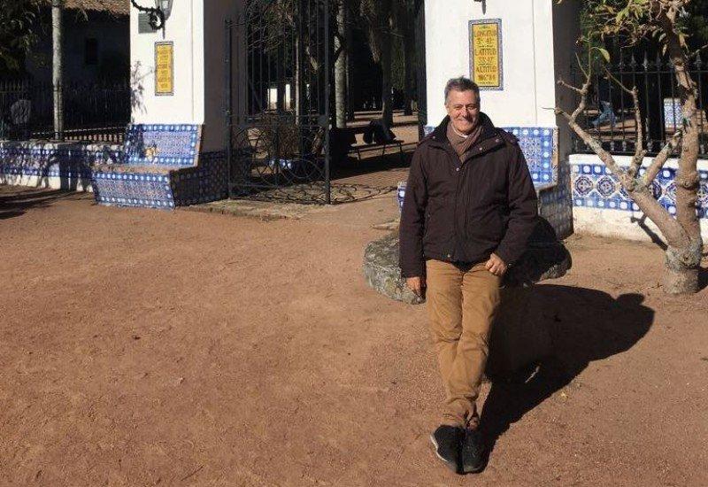 Alejandro Romero, nuevo gerente general del hotel de campo San Pedro de Timote.