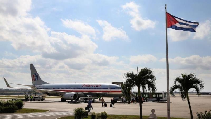Aeropuerto internacional José Martí, en La Habana. Foto: Aeronáutica Paraguay.