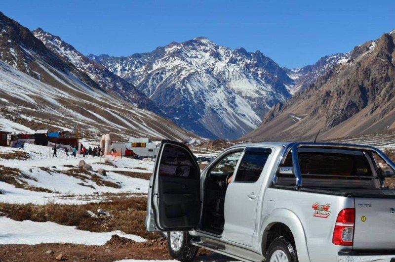 Los tours de Alta Montaña y bodegas son algunos de los que tendrán tarifa fija hasta fin de año.
