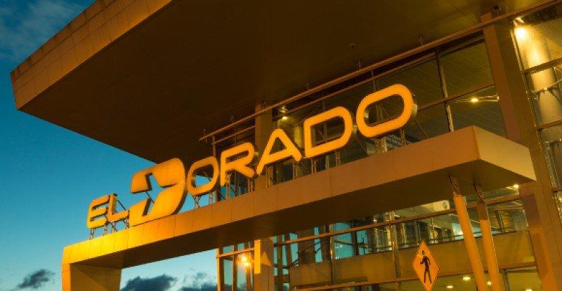 Para fin de año el principal aeropuerto de Colombia podría aumentar 30% su capacidad. Foto: eldorado.aero.