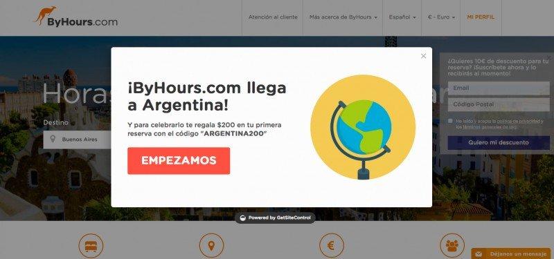 ByHours.com habilita reservas de habitaciones por horas en Latinoamérica