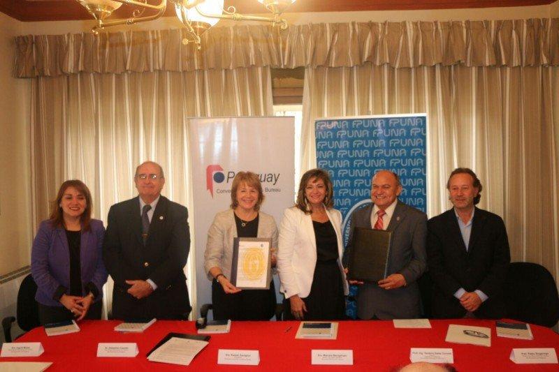 El convenio para la creación del Observatorio tuvo lugar la semana pasada en Asunción.