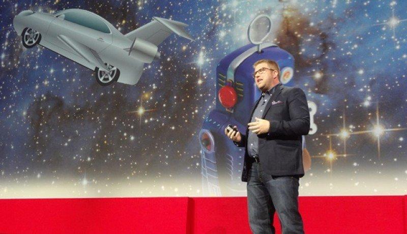 Mark McSpadden expuso sobre 'El futuro de los viajes' en la conferencia TTX 2017. Fotos: J. Lyonnet.