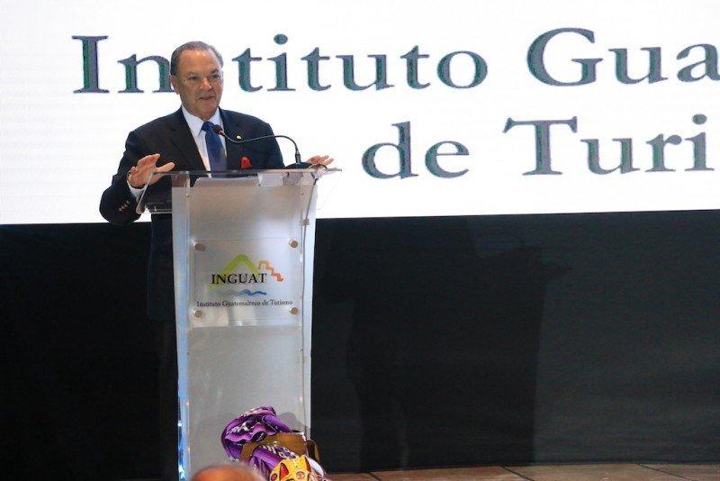 El presidente del Grupo Puntacana visitó Guatemala y se reunió con autoridades y empresarios.