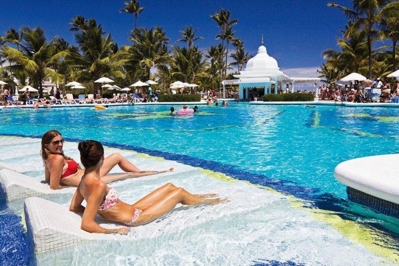 Llegada de turistas a República Dominicana creció 6,5% hasta junio