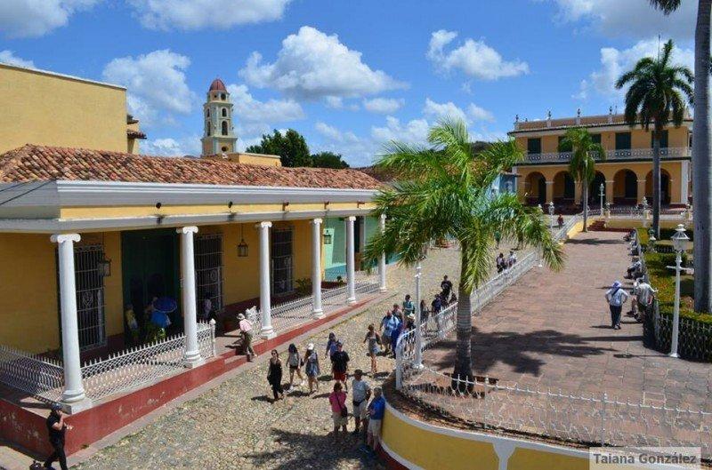 Aumentan los ingresos por turismo en Cuba.