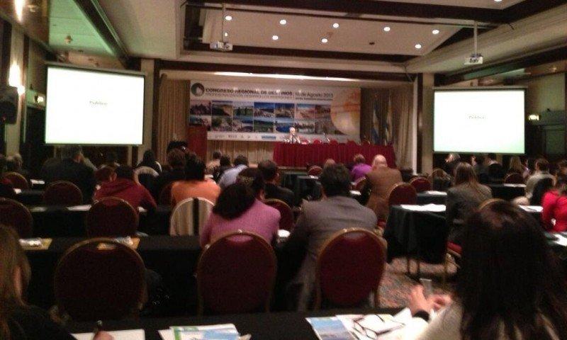 La primera edición del Congreso Regional de Destinos en Uruguay se llevó a cabo en agosto de 2013.