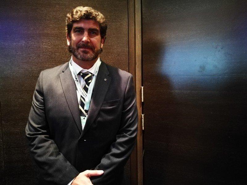 Javier Massignani, Director Ejecutivo de MSC Cruceros.