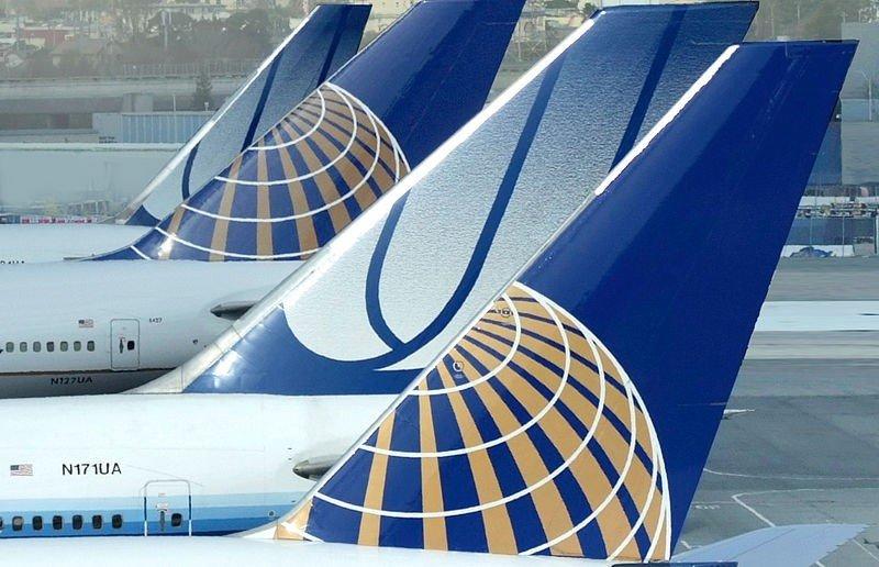 United Continental aumentó 1,4% su beneficio en el primer semestre