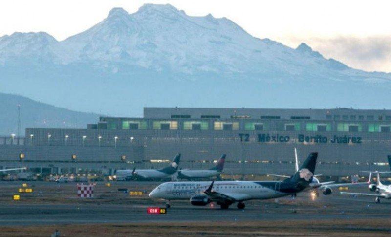 Aeropuerto Benito Juárez de Ciudad de México.