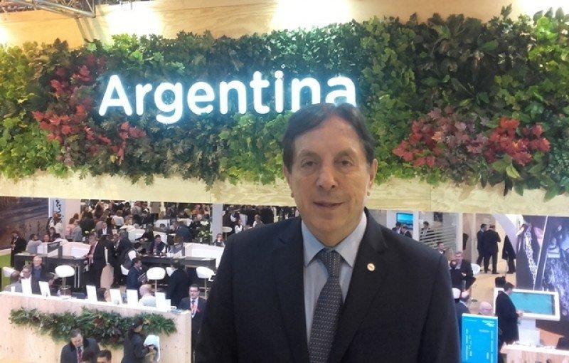 Óscar Ghezzi, presidente de la CAT de Argentina.