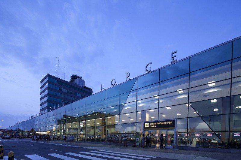 Aeropuerto Jorge Chávez de Lima (Foto: Lima Airport Partners)
