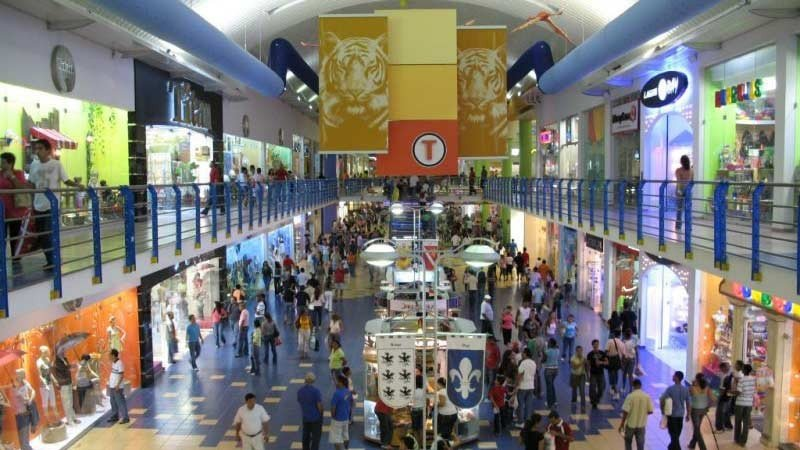 Albrook Mall. Foto: Panama Malls.