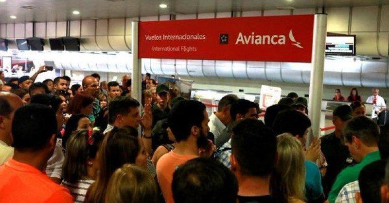 Avianca: amenazas y hostigamiento precipitaron cancelación de operaciones