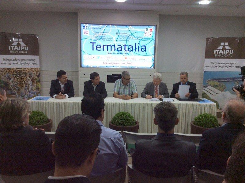 Termatalia Brasil 2018 se hará en Foz de Iguazu