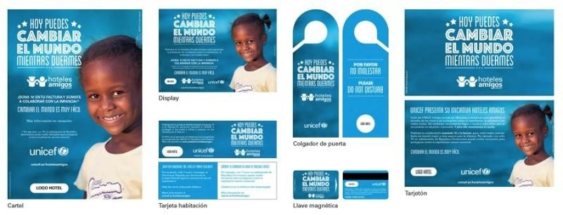 El programa Hoteles Amigos de Unicef recauda más de 200.000 €