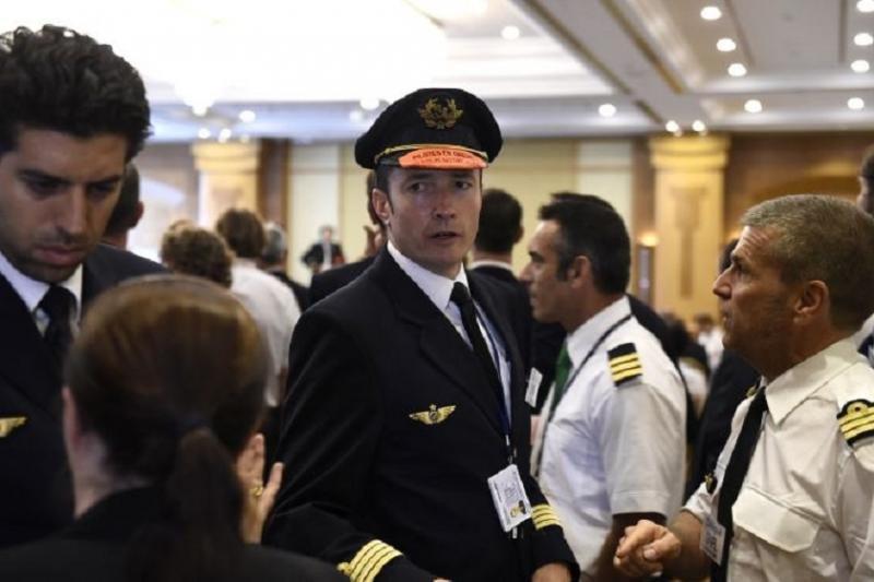 Convocan huelga de pilotos en Air France para septiembre