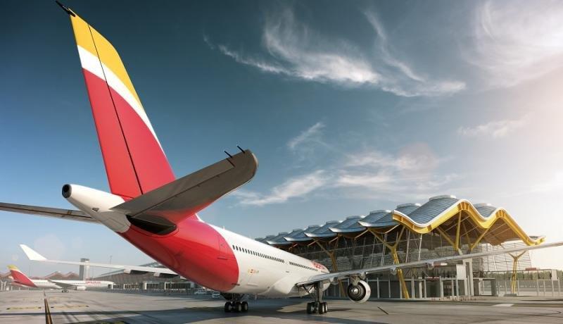 Iberia retoma este jueves sus vuelos a Caracas con su avión más grande