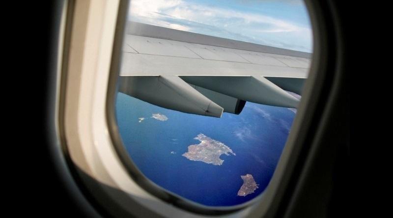 La tarifa única para vuelos interislas en Baleares va contra la competencia