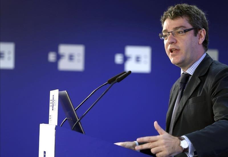 El ministro de Energía, Turismo y Agenda Digital, Álvaro Nadal. Foto: Efe.