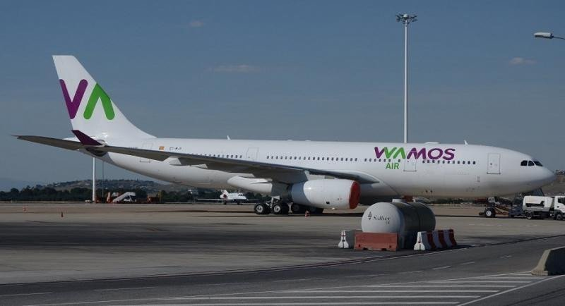 Nueva ruta Madrid-La Habana de Wamos Air.